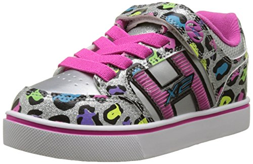 Used, Heelys Bolt Low-Top Girls Shoes, Multicolour (Silver for sale  Delivered anywhere in UK