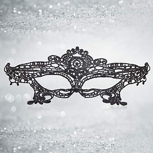 JFSKD Halloween Maske Karneval Maskerade Maske Sexy Lace Halbmaske als Valentinstagsgeschenk,11 (11 Halloween Maske)