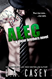 ALEC (Slater Brothers Book 2) (English Edition)