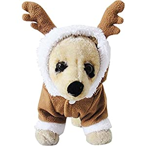 beetest Animal Costume pour chien/chat Style Elk