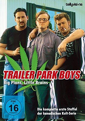 Trailer Park Boys - Big Plans, Little Brains - Staffel 1 (Trailer Einen Für)