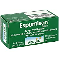 Espumisan Perlen Weichkapseln 50 stk preisvergleich bei billige-tabletten.eu
