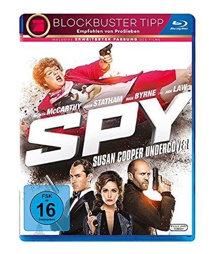 Kostüm Agent Undercover - Spy - Susan Cooper Undercover [Blu-ray]