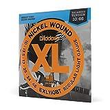 D'Addario EXL110BT Set Corde Elettrica EXL