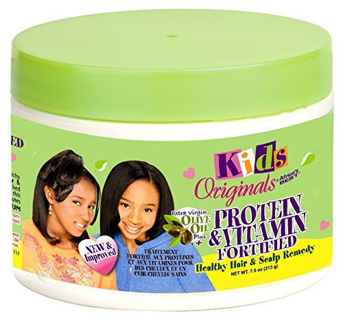 Africa's Best Kids Organics Protein Vitamin Masque Hair et Scalp Remedy 7.5 Oz 225 ml