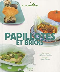 Papillotes et bricks