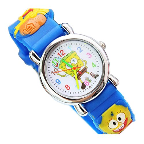 new-lovely-spongebob-squarepants-children-kids-cartoon-watch-silicone-watches-wpktw135940l