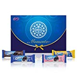 #5: Cadbury Oreo Moments Assorted Crème Biscuit Diwali Gift Box, 1.2 kg
