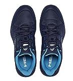 HEAD Brazer Men, Chaussures de Tennis Homme Bleu (Dark Blue/Blue Dbb) 40.5 EU