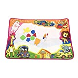 STOBOK 1 PZ Magic Aqua Doodle Acqua Doodle Disegno Mat Pad Bambini Tavolo da Disegno Bambini Giocattolo educativo Regalo