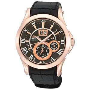Seiko Analog Multi-Color Dial Men's Watch - SNP036P1