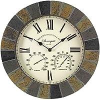 Outside In Designs 5065031 - Reloj + termometro stongate