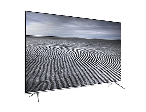 Samsung 139.7 cm (55 inches) Series 7 55KS7000-SF 4K UHD LED Smart TV (Silver)