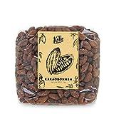 Bio Kakaobohnen ● Ungeröstet Ohne Zusätze ● Aus Kontrolliert Biologischem Anbau ● 1 kg Packung ● KoRo