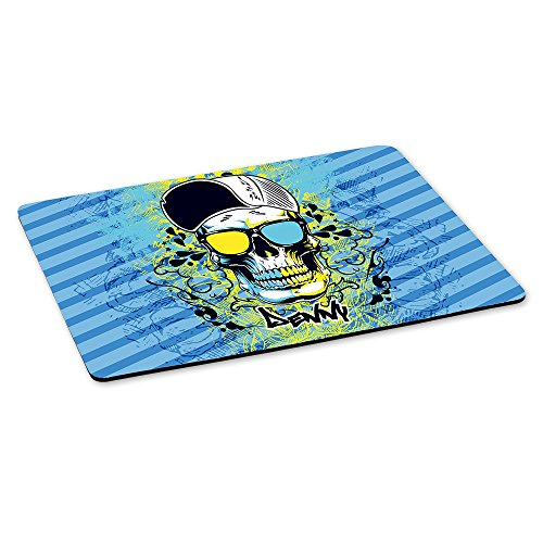 gaming-mousepad-mit-namen-denny-und-schonem-skull-motiv-fur-jungen-gamer-mousepad-mausmatte-mauspad