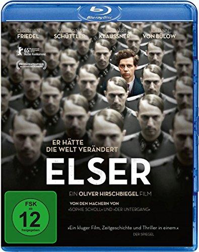 Elser - Er hätte die Welt verändert [Blu-ray]