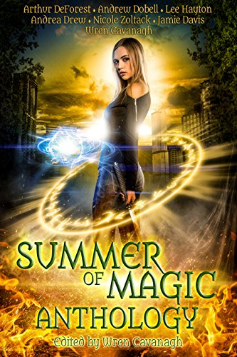 summer-of-magic-english-edition