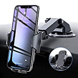 VICSEED Car Phone Holder, Upgrade Car Mount Phone Holder
