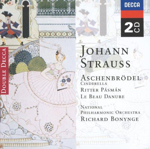 Strauss, Johann II: Aschenbrod...