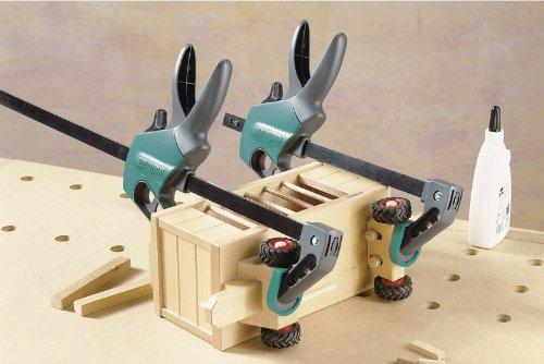 Einhandzwinge : Wolfcraft 3021000 Einhandzwinge Easy 75-300