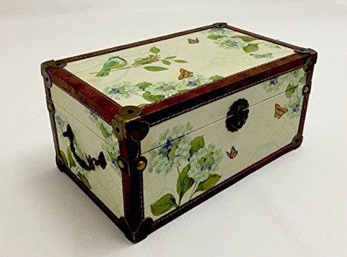 unique-shabby-chic-vintage-floral-design-storage-chest-trunk