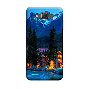 Ebby Premium Printed Back Case Cover With Full protection For Samsung Galaxy J5 (2016) (Designer Case)