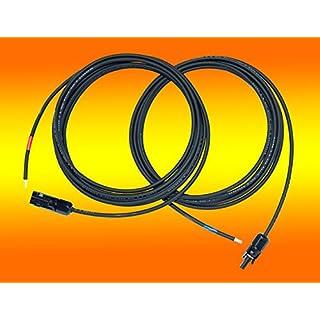 Verbindungskabel 6mm² 5m Solarkabel Anschlusskabel PV Kabel