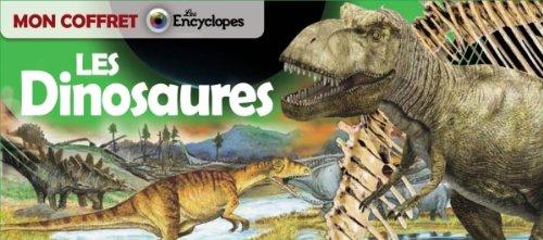 Mon coffret - Les dinosaures