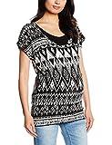 MAMALICIOUS Damen Umstands T-Shirt Mltrival SS Jersey Top NF, Schwarz (Black), 42 (Herstellergröße: XL) thumbnail