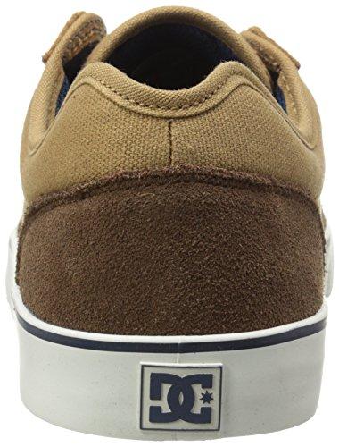 DC ShoesTonik M - Scarpe da Ginnastica Basse Uomo Dark Brown