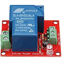 Dpolrs DC-DC LM2596HV Buck Converter 5V-60V to 1.25V-26V Step-down Power Module 48V to 3V//5V//12V Voltage Regulator