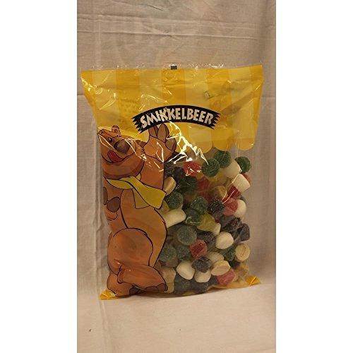 Husten-bonbons Beutel (Smikkelbeer Bonbon Hoestmelange 1000g Beutel (Husten-Bonbons))