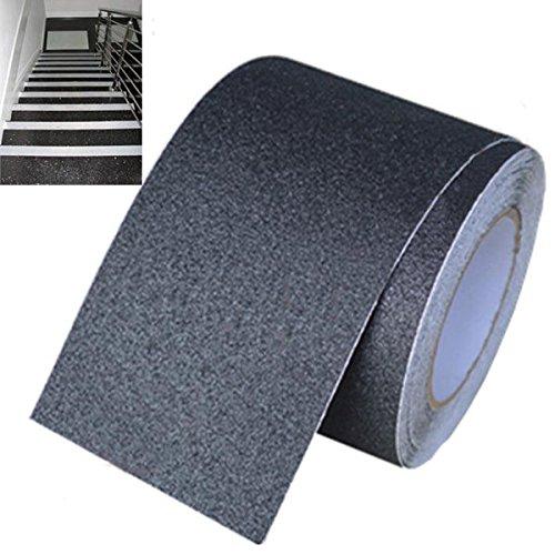 Preisvergleich Produktbild Bazaar Verschleißfest Rutschfest Tape Post Oberfläche Antirutschbelag 10cm * 5m