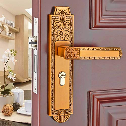 LCBLC Cerradura mecánica de la puerta Cerradura De La Puerta Del Dorm