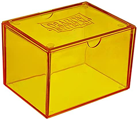 Dragon Shield Gaming Box (Yellow)