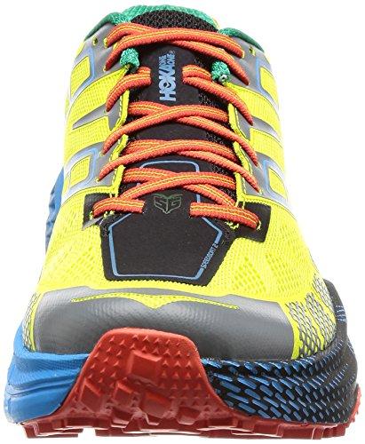 Hoka Scarpa Speedgoat 2 da Trail Articolo 1016795 giallo/blue