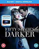 Picture Of Fifty Shades Darker Unmasked Edition BD + Digital Copy [Blu-ray] [2017]