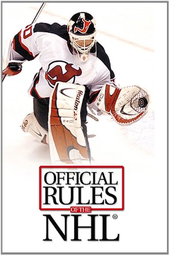 2008 Official Rules of the NHL