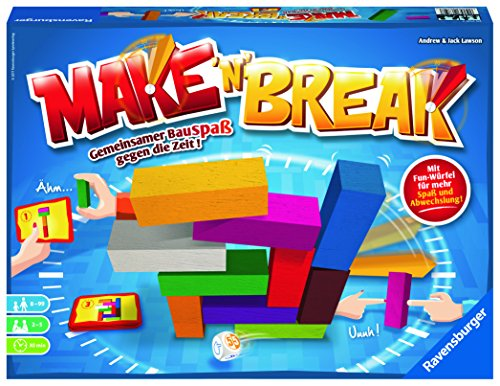 Preisvergleich Produktbild Ravensburger 26750 - Make 'n' Break - Familienspiel