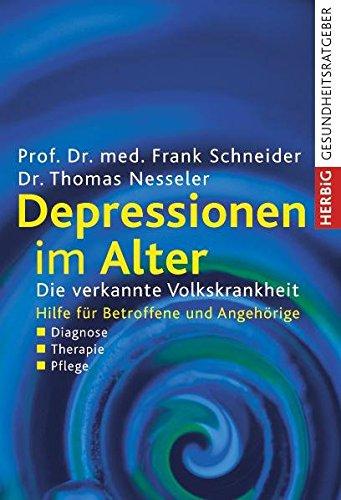 Depressionen im Alter: Die verkannte Volkskrankheit