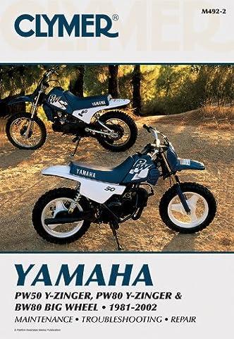 Yamaha Pw50 Y-Zinger, Pw80 Y-Zinger & Bw80 Big Wheel 1981-2002
