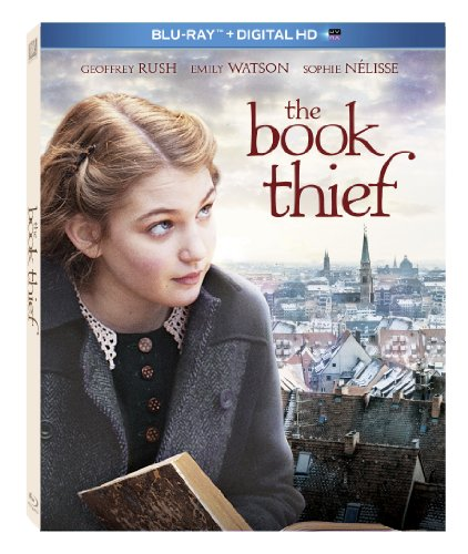 Book Thief [Reino Unido] [Blu-ray]