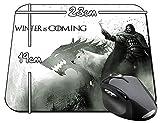 Juego De Tronos Game Of Thrones Ghost Jon Snow Alfombrilla Mousepad PC