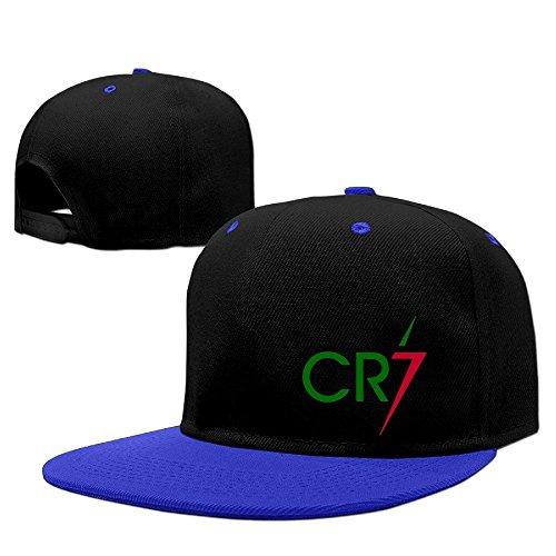 Trithaer Adult C Ronaldo Adjustable Hip Hop Hat & Cap gebraucht kaufen  Wird an jeden Ort in Deutschland