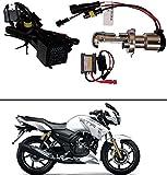 #10: Autostark Hid Xenon Kit Motorcycle-Headlight White 8000K / Hid Xenon Conversion Kit Headlight Lamp Bulbs 8000K