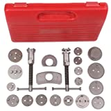 Jago Brake Caliper Piston Wind Back Tool Set Kit 22-pc