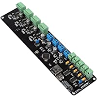 SainSmart 20-029-104 Reprap 3D Printer Controller Board, Atmega 1284p, A4988, Melzi with Heatsinks - ukpricecomparsion.eu