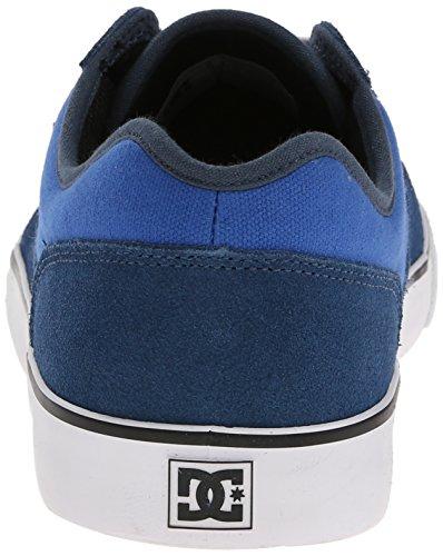 DC Shoes Tonik, Baskets Mode Homme Multicolore - Mehrfarbig (BLUE/BLUE/WHITE-XBBW)