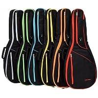 GEWA Gig Bag Guitarra IP de G Serie Concierto 1/2, color naranja