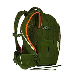 Satch Pack Schulrucksack 48 cm, Green Phantom 2017/18